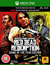 X360 / XBOX1 - RED DEAD REDEMPTION : GAME OF THE YEAR EDITION (EU)
