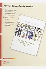 Experience History: To 1877 Paperback