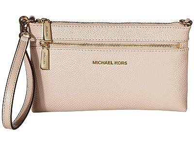MICHAEL Michael Kors Jet Set Large Wristlet (Soft Pink) Wristlet Handbags