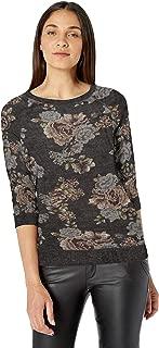 Women's 3/4 Sleeve Raglan Top