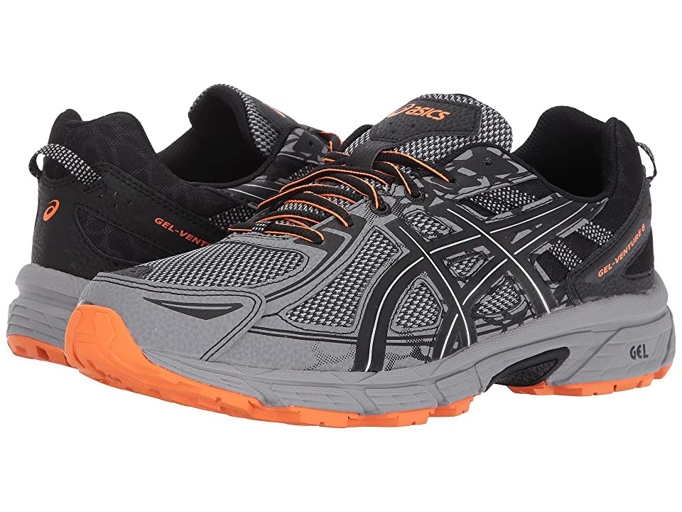 ASICS GEL-Venture(r) 6 (Frost Grey/Phantom/Black) Men's Running Shoes