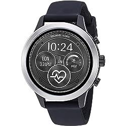 Michael Kors Smartwatch unisex, correa silicona