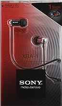 Sony XBA-1 Balanced Armature Headphones-1 Driver