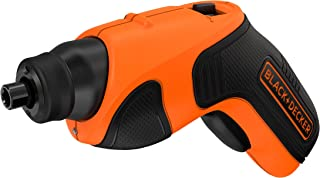 comprar comparacion BLACK+DECKER CS3651LC-QW - Atornillador de 6V, 5 Nm, batería litio integrada de 1.5Ah