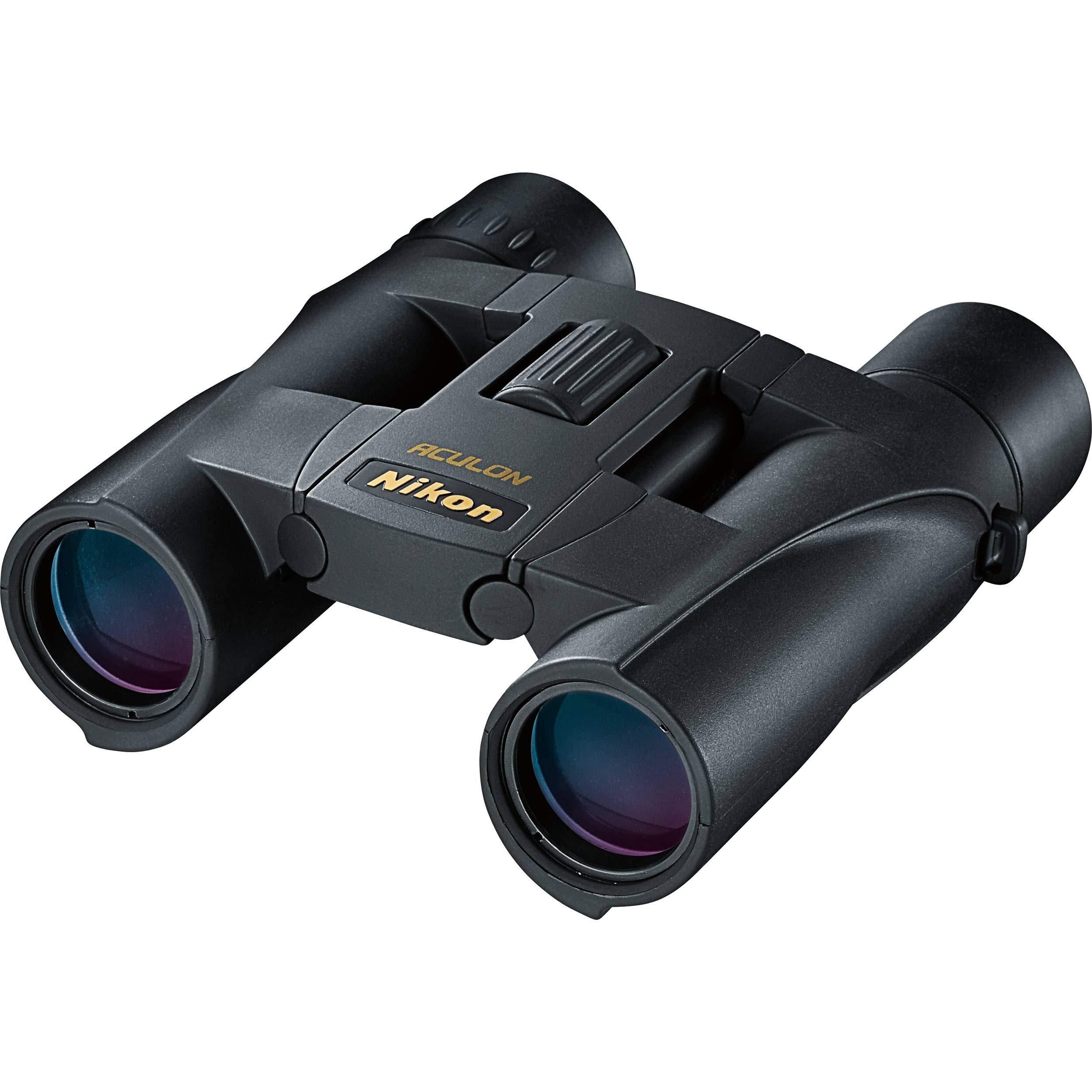 Nikon Aculon 10x25mm Binoculars Black