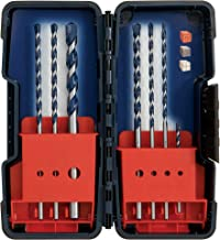 Bosch HCBG700 7-Piece Blue Granite Hammer Drill Masonry Bit Set