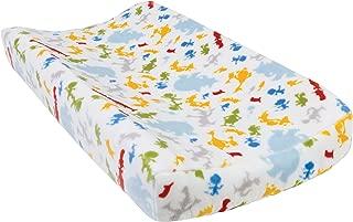 Trend Lab Plush Changing Pad Cover, Multi Dr. Seuss Friends
