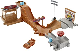 Disney Pixar Cars 3: Thunder Hollow Challenge Playset