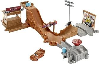 Disney Pixar Cars 3: Thunder Hollow Challenge Playset