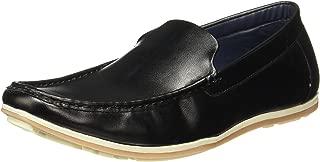 BATA Men's Brooks Black Formal Shoes