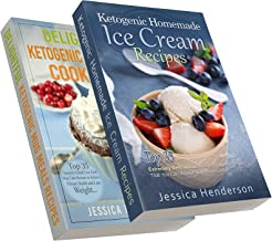 Ketogenic Diet: Top 70 Mouthwatering Ice Cream & Mug Cake Bundle (High Fat Low Carb...Keto Diet, Weight Loss, Diabetes)