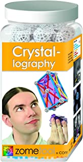 Zometool Crystallography