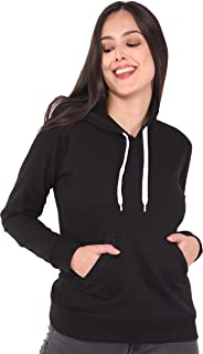 JUNEBERRY 100% Cotton Hooded Jacket for Women/Girls