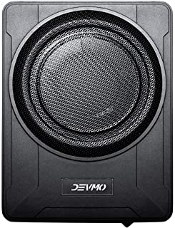 """Devmo GELF 10"""" Compact Powered Enclosed Subwoofer for CAR"""