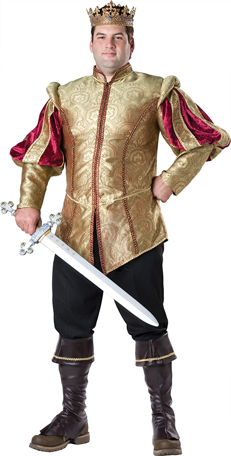 InCharacter Renaissance Prince Plus Size Costume 2XL