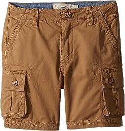 Lucky Brand Kids - Cargo Shorts (Toddler)