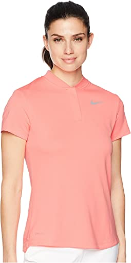 Dry Polo Short Sleeve Blade Left Chest