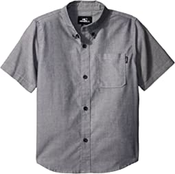 O'Neill Kids - Banks Short Sleeve Woven Top (Toddler/Little Kids)