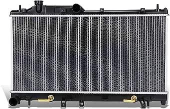DNA Motoring OEM-RA-13092 Aluminum Core Radiator DPI 13092