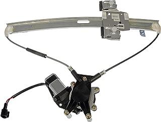 Dorman 748-114 Front Driver Side Power Window Regulator and Motor Assembly for Select Dodge / Mitsubishi / Ram Models