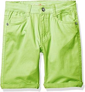 Limited Too Girls Stretch Twill Bermuda Short Shorts