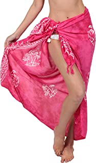pink sarong