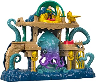 Fisher-Price Imaginext DC Super Friends Aquaman Playset [Amazon Exclusive]