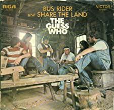 Bus Rider/Share The Land