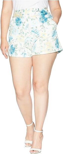 High-Waist Sardi Shorts