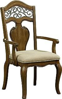 Standard Furniture Monterey Arm Chair Brown
