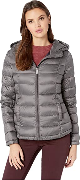 Hooded Short Puffer