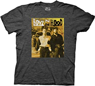Boyz N The Hood Distressed Movie Poster Mens T-Shirt