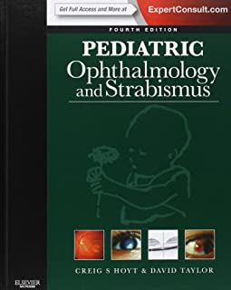 Pediatric Ophthalmology and Strabismus: Expert Consult - Online and Print