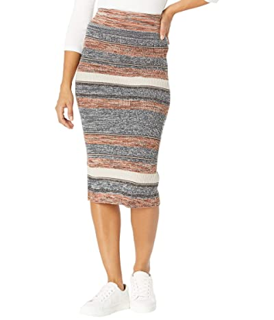 Prana Acadia Skirt (Magnet Grey) Women