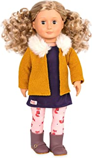 Our Generation Doll with Fox Tights & Vest