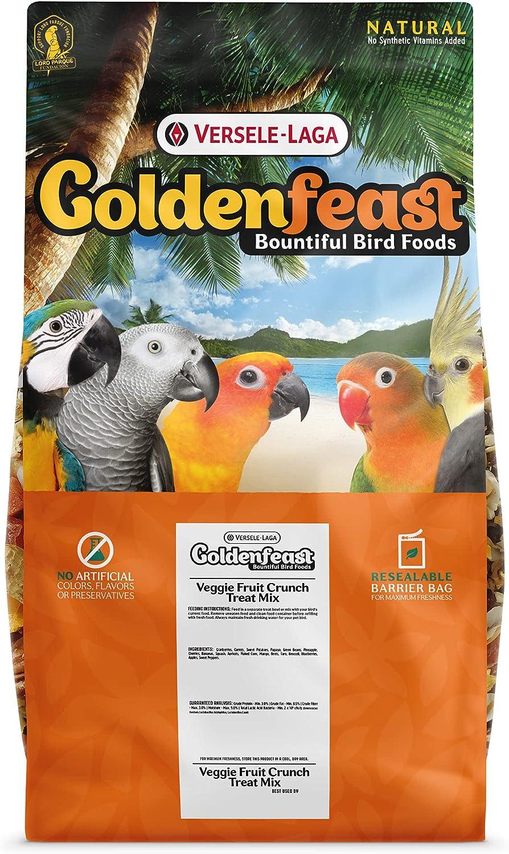 VL Goldenfeast Veggie Fruit Crunch lb Overseas parallel import regular item 15 Bag Mix New item Treat