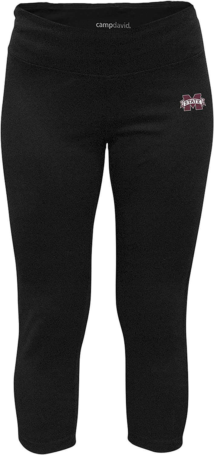 Camp David Max 79% Cheap bargain OFF NCAA Crosstown Women's Active Cropped Lifestyle Pant