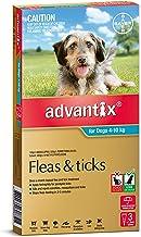 Advantix for Dogs 4-10kg, 3 Pack