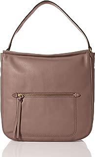 Cole Haan Jade Leather Bucket HOBO Bag