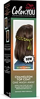 Wella Color by You One Wash-Away Hair Color Top Coat Secret Garden