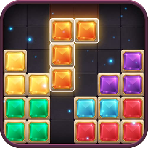Block Puzzle Classic Jewel - Block Puzzle Game free