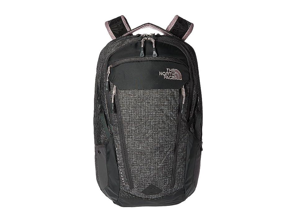 フライカイト相続人データベース[ザ ノースフェイス] The North Face レディース Surge Transit Backpack バックパック Asphalt Grey Heather/Quail Grey [並行輸入品]