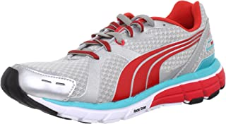 PUMA Faas 600 Womens Running Trainers - Shoes - Silver