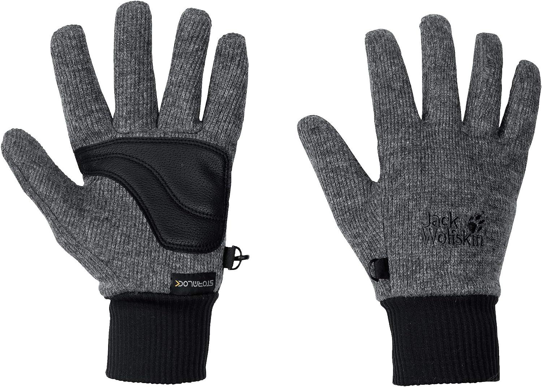 Jack Wolfskin boys Stormlock Knit Glove