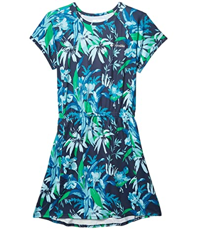 Columbia Kids Freezertm Dress (Little Kids/Big Kids) (Nocturnal Magnolia Floral) Girl