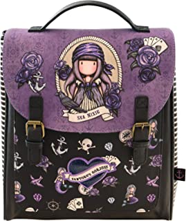 Mochila Grande de Gorjuss Sea Nixie, 290x150x360mm, purple