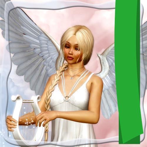 Engel Bilderrahmen