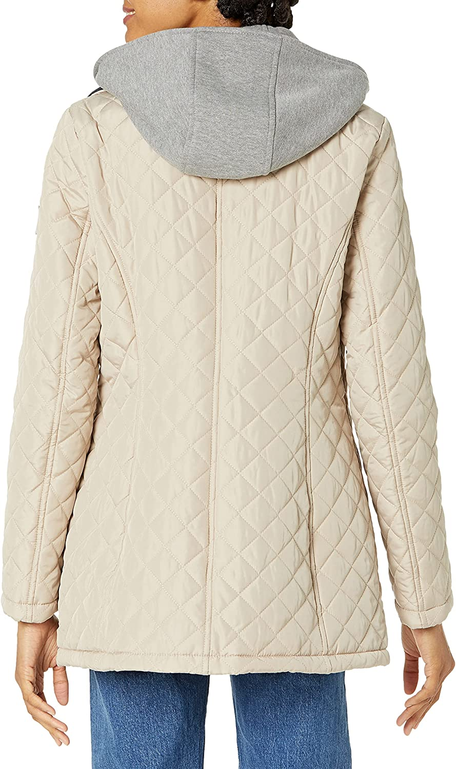 Tommy Hilfiger Women's Tommy Hilfer Quilted Jacket