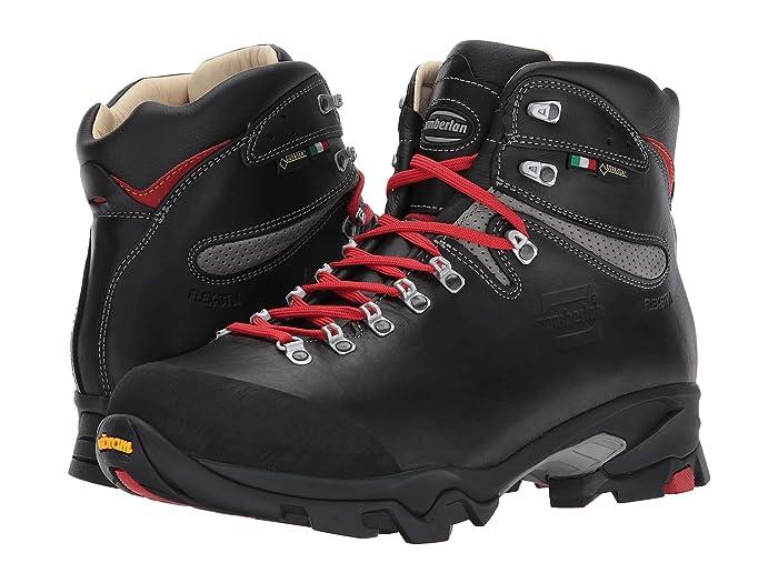 Zamberlan  Vioz Lux GTX RR (Waxed Black) Mens Boots