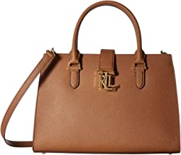 LAUREN Ralph Lauren Carrington Brigitte II Satchel